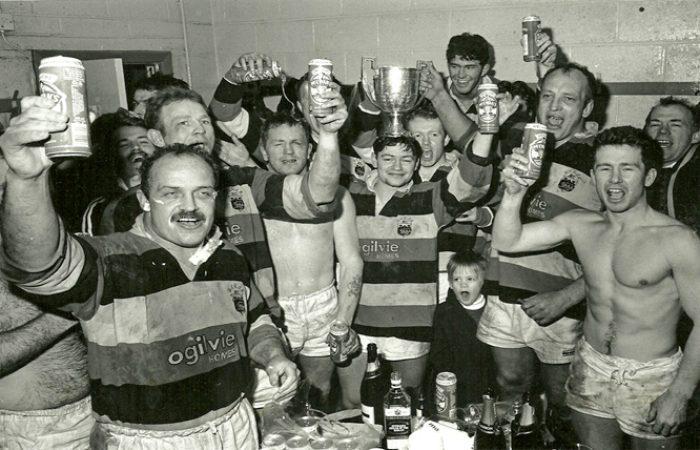 Scottish Champions 1995