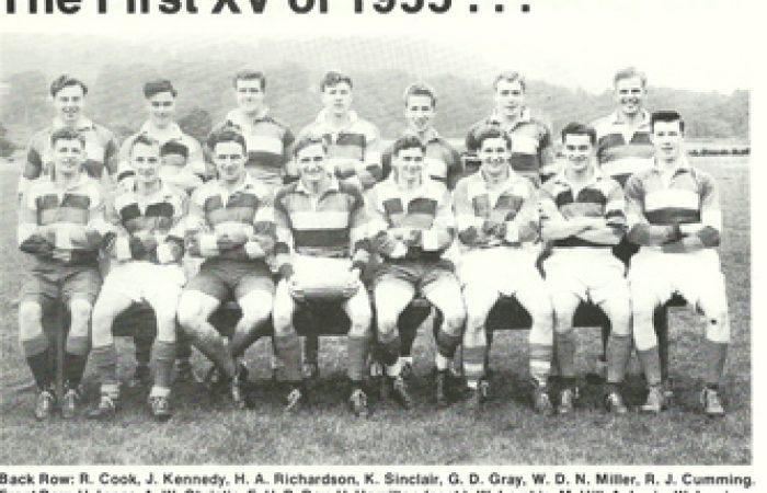 Squad of 1955