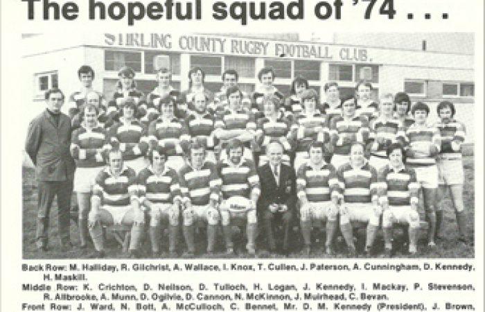 Squad of 1974